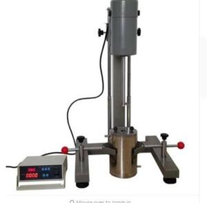 Digital Display High-speed Disperser Lab Homogenizer Mixer FS-1100D 220V
