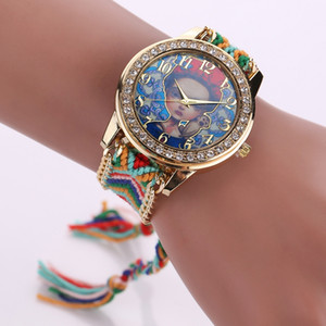 Wholesale Many style Fashion Vintage ladies women watches Frida Kalho Leather Bracelet Quartz Watch watches XR2023 XR2030