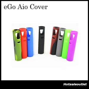Wholesale eGo Aio Colorful Silicon Case Protective Cover for Joyetech eGo Aio Kit
