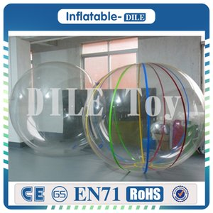 Wholesale Inflatable Water Walking Ball Water Rolling Ball Water Balloon Inflatable Human Hamster Plastic Ball