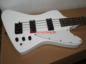 Wholesale chinese bass guitar resale online - New Arrival Chinese Bass Strings Electric Bass white Bass Guitar