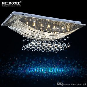 Modern Hot sale Crystal Chandelier Light, Crystal Lamp lustres de sala Crystal chandelier Lighting With 8 G4 lights Free Shipping