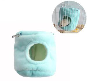 New Hamster Nest Pet Supplies Animal Cotton Hammock Bird Cage Hammock Hanging Cradle
