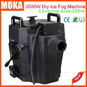 Wholesale 1 w dry ice smoke machine low ground fog machine stage effect party machine mini water fog dry ice effect