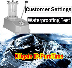 Waterproof test custom Strengthen swimming waterproof OEM ODM Watch PureTime Watch Waterproof Servicees Link
