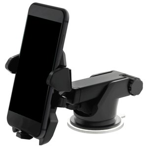 Wholesale Universal Mobile Car Phone Holder Degree Adjustable Window Windshield Dashboard Holder Stand For All Cellphone GPS Holders