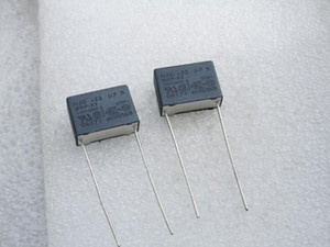 Taiwan genuine HJC Safety X2 capacitor 275VAC 224 0.22UF 220NF feet away from P15MM