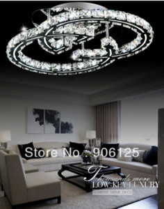 New Modern LED Crystal Ceiling Light Fixture Lighting ( 85v-265v) Guaranteed 100% Free shipping! Cheap light brown hair highlights