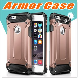 Wholesale For iPhone PRO XR XS MAX X Plus S10 Case Hybrid Dual Layer Armor Cases Protective Back Case Cover for Duty Slim Hard Shell Protection
