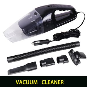 Portable car vacuum cleaner wet and dry dual use with power 120W 12V 5 meters of cable, superabsorb car waste, freeshipping on Sale