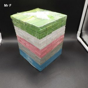 Wholesale 100 Extra Longer Colorful Blocks Stack Up Giant Premium Hardwood Game Play With Sons And Daughters