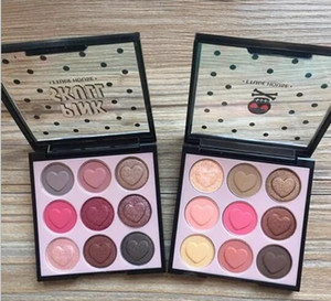 Wholesale skull makeup resale online - NEW makeup palettes Etude House Pink Skull Color Eyes eyeshadow palette color eyeshadow palettes DHL