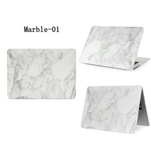 Wholesale Plastic Shell Hard Cover Case Marble For Apple Macbook Air Pro Retina quot quot quot A1370 A1465 A1369 A1466 A1278