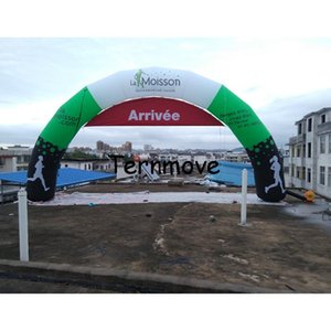 Wholesale Promotional Custom Inflatable Arch Span Inflatable Archway Advertising Inflatable Angular Tube Arches inflatable entryway
