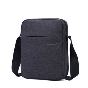 B018T 2017 New Fashion Brand Men Bag Waterproof Oxford Messenger Bags Business Casual Briefcase Crossbody bag male shoulder bag on Sale