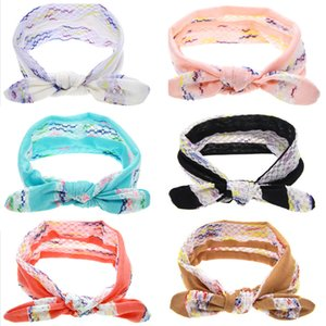 Lovely Infant Hairbands Baby Girl Soft Lace Hair Hoops Photography Props Bow Headbands Headwear Hair Bands Hair Accessories