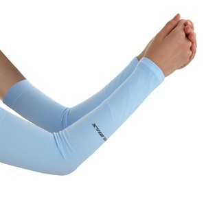 Wholesale Solar Arm Sleeves for Golf for Cycling Cooling Arm Sleeves For outdoor sports UV protection Unisex