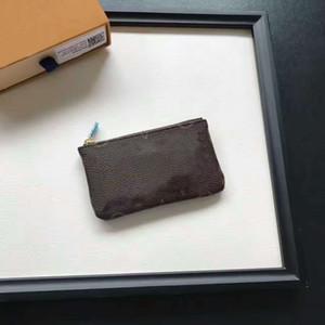Fashion Designer Clutch Women Purse Brand Key Pouch Zip Wallet Coin Leather Wallets Women Designer Purse Wallet With Box 62650