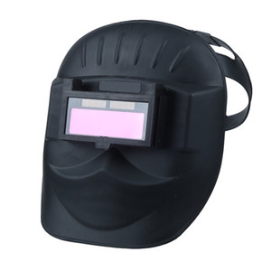 Wholesale Welding parts Cool Solar auto darkening welding helmets mask eyes goggles for MMA MIG TIG MAG welding machine equipment