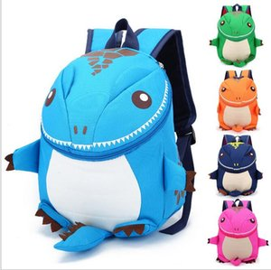 Wholesale girl children books for sale - Group buy kids book bags Children girl school cartoon bags children canvas backpacks lovely animal snacks bag shoulder bag packs