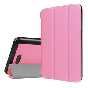 Wholesale 100pcs New Custer PU Leather Case Smart Cover for Acer Iconia One 7 B1-780 + Stylus Pen as Free Gift
