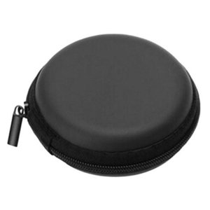 Wholesale 5pcs new Black Storage Box For EDC Spinner Carry Case Focus Hand Gyro Toy Shockproof Round Portable