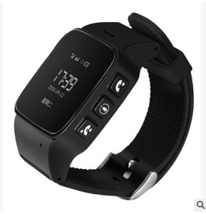 Wholesale D99 Smart Watch for the elderly mobile phone with GPS multiple positioning anti lost intelligent positioning wifi designed IOS and Andrews