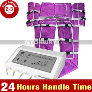 Wholesale Air Pressure Pressotherapy Lymphatic Drainage Body Slimming Blanket Weight Loss Sauna Body Massager Blood Circulation Machine