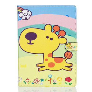 Wholesale For Ipad Mini Tablet Cartoon Smart Wake Up Sleep Wallet Flip Leather Case Pouch Soft TPU Stand Girl OWL Butterfly Tower Skin Cover