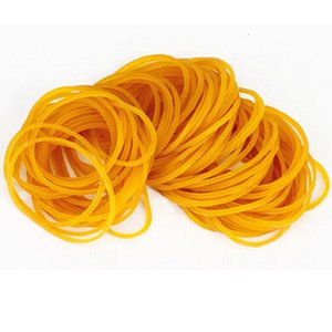500pcs pack wholesale High-Quality Rubber bands strong elastic hair band loop Office School Supplies Free shipping