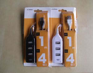 Wholesale 2.0 row insert USB HUB line a four points with four mouth USB line FE1.1 USB HUB