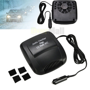 Wholesale 12V W in Protable Auto Car Vehicle Heater Heating Cooling Fan Ceramic Windscreen Defroster Demister Environmental