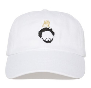 Wholesale New Born Sinner Crown Baseball Cap Curved Bill Dad Hat Cotton Cole World J good quality brand cap for men and women