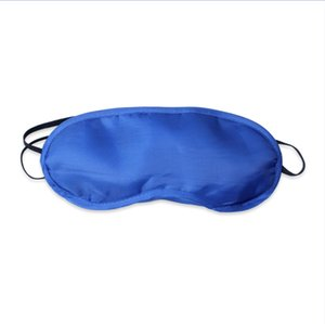 Wholesale Eye Mask Shade Cover Rest Sleep Eyepatch Blindfold Shield Travel Sleeping Aid for travel