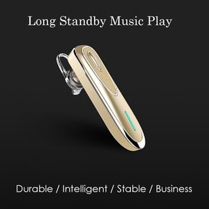 Wholesale Business Mini Bluetooth Earphone Headphone Wireless Bluetooth Headset with Mic Stereo Earbuds Handsfree Long Standby King
