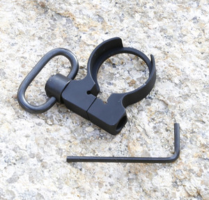 Wholesale end plates resale online - Quick Detach QD End Plate Sling Swivel Adapter Mount Attachment For Hunting Carbines AR15 M4 Rifle