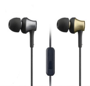 Wholesale Original EX650 Copper Dynamic Noise Cancelling Super Bass Stereo In ear mm Music Earphones For sony iPhone Samsung headset
