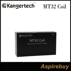 Kanger MT32 Coil(Coil Unit)for Evod   Protank 2   Mini Protank 2  Unitank Heating Coils for All Single Coils Clearomizers 100% Original