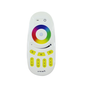 Wholesale mi bulb resale online - 2 G Zone LED Wireless RF RGB RGBW Controller Touch Remote Dimmable Mi Light Series For RGB RGBW Lights Strip and Bulb
