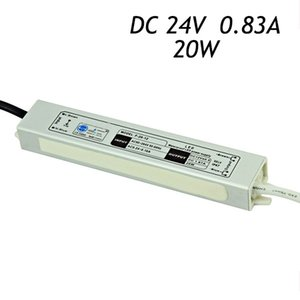 Wholesale Hot Selling v v w LED Power Supply Waterproof Constant Voltage Switch Driver v v ac dc Light Transformer IP67