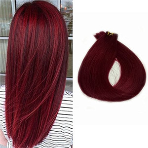 Wholesale adhensive tape for sale - Group buy Tape in human hair inch straight skin weft hair extension with Adhensive Tapes g pack Color Bug