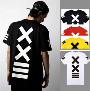 Wholesale Fashion PYREX VISION T Shirt XXIII Printed T Shirts HBA Tshirt New Cotton Japanese Men and Women Street Hip Hop