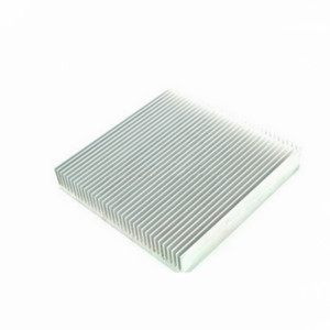 Wholesale Aluminum alloy MM Electronic heat sink power radiator Aluminum radiator piece