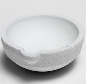 Wholesale XNEMON Silica Melting Melt Cauldron Crucible Dishes Pot Casting for Gold Silver Platinum Refine Inside Diameter mm Height mm