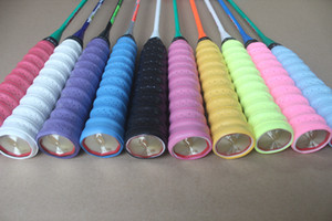 dry sweat band grip ( 20 pcs in one set ) badminton racket sweat band . tennis racket overgrips