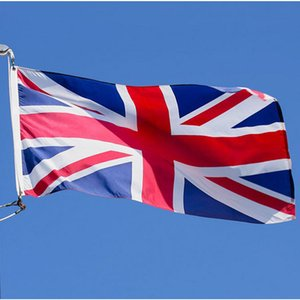 Wholesale 87 cm United Kingdom National Flag Great British Indoor Outdoor Union Jack GB UK Country Flag Banner National England UK Flags