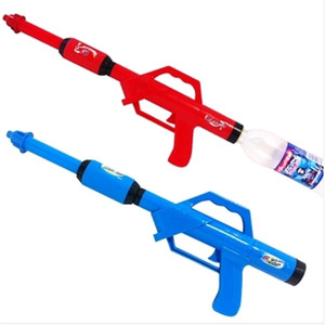 Wholesale blaster water gun for sale - Group buy 3pcs New Long Pump Bottle Water Guns Toys Summer Beach Drifting Powerful Squirt Gun Water Blaster Cannon Toy