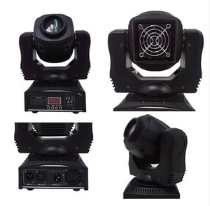 Wholesale New stage led spot w gobos moving head light dmx channels light fast shipping