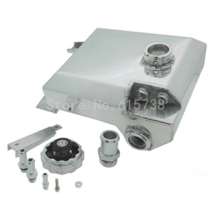 Wholesale Aluminum Polished Coolant Overflow Reservoir Tank Silver For BA BF Ford Falcon cylinder