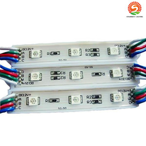 Wholesale DIY Leds SMD Led Modules Waterproof V RGB Led Pixel Modules Light WW PW CW R G B For Channel Letters